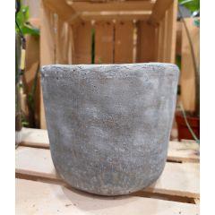 Vaso Iron Stone 16x14cm