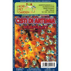 Cisti di Artemia decapsulate in Blister 100gr.