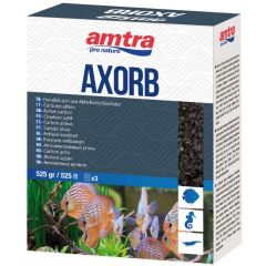 Amtra - Axorb - Carbone Attivo 525 gr - 3 Calze