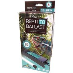 Reptiles-planet Repti Ballast 15-40w - Trasformatore + Cuffie per neon T8