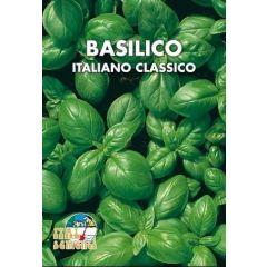 Semi di Basilico Italiano Classico