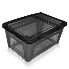 Breeding Box Grigio Sfumato - 26x18x12h cm