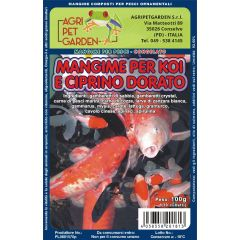 Koi Special Food Congelato In Blister 100gr. - Menù per koi e pesci rossi
