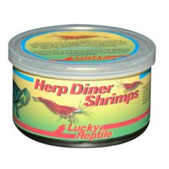 Lucky Reptile Herp Diner Shrimps Small