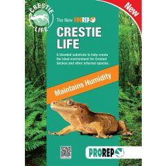 Prorep Crestie Life 10 Litri - Substrato Per Gechi Ciliatus