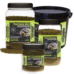 Komodo Complete Tortoise Diet Cetriolo 340gr