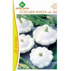 Zucchino Custard White Sel. Rs