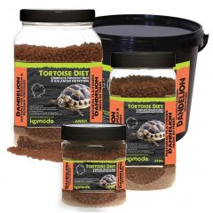 Komodo Complete Tortoise Diet Tarassaco 340gr