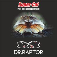 Dr.Raptor SuperCal - Integratore di Calcio Puro