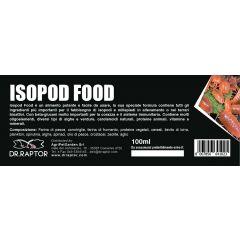 Dr.Raptor Isopod Food 100ml - Cibo per Isopodi