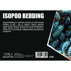 Dr.Raptor Isopod Bedding - Substrato per Isopodi 10Lt