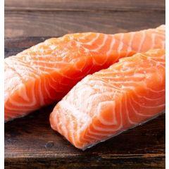 Filetti di Salmone Selvatico - Confezione da 1kg