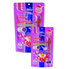 Hikari - GOLDFISH GOLD baby pellet - 100 gr - Mangime per la colorazione dei pesci d' acqua fredda