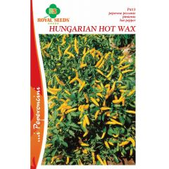 Semi Peperoncino Hungarian Hot Wax