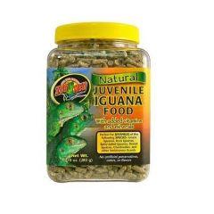 Zoomed - Natural Iguana Food Juvenile 283gr.