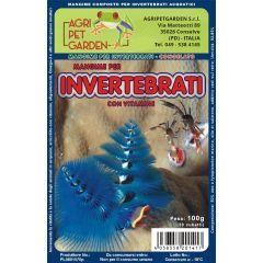 Invertebrates Special Food Congelato In Blister 100gr.