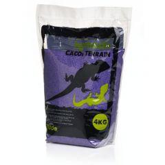 Komodo Sabbia 100% Di Calcio (caco3) - Purple 4kg