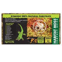 Komodo Sphagnum Moss Brick 100gr.
