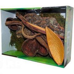 Lucky Reptile Life Experience Deco Set Jungle