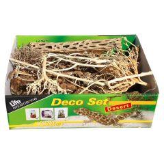 Lucky Reptile Life Experience Deco Set Desert