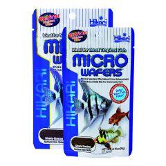 Hikari - Micro Wafers - 45 gr - Mangime completo per pesci tropicali di taglia medio-piccola