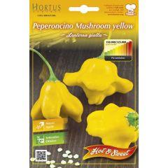 Semi Peperoncino Mushroom Yellow