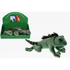 Peluche Iguana Verde