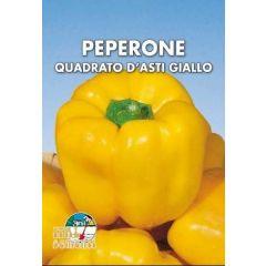 Semi di Peperone D'Asti Giallo
