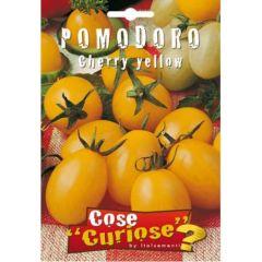 Semi Pomodoro Cherry Giallo