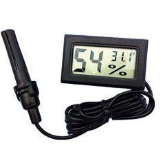 Thermo-hygrometer Con Sonda - Termometro/Igrometro
