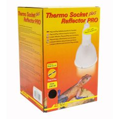 """Lucky Reptile Thermo Socket+reflector Pro """"white"""""""
