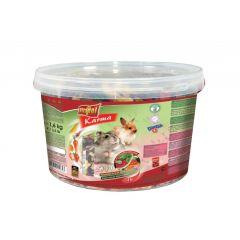 Vitapol Karmeo Frutta e Verdura per roditori 1,6kg