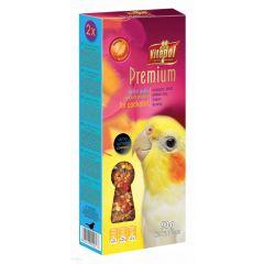 Vitapol Premium Sticks per Calopsite 2 pezzi 90gr