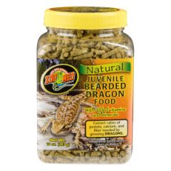 Zoomed Bearded Dragon Food - Juvenile