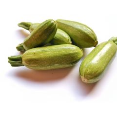 Zucchino Bolognese (verde chiaro) - Vaschetta 4 piantine