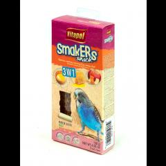Vitapol Smakers 3in1 Cocorite Miele/Uova/Frutta