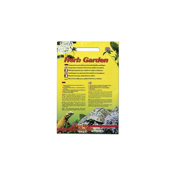 Lucky Reptile Herb Garden - Medicago Sativa (erba Medica)