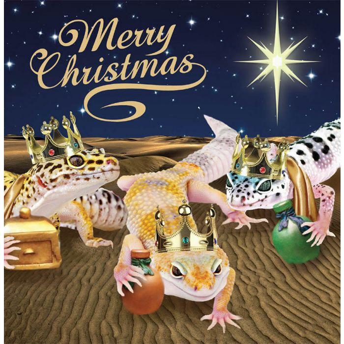 Christmas Card - Gechi Leopardino Re Magi