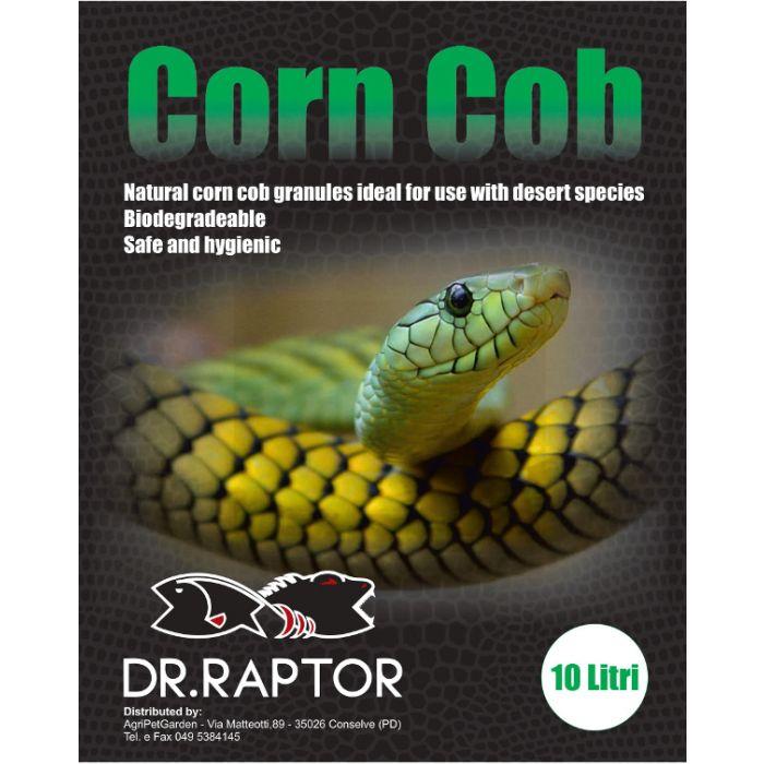 Dr.raptor Corn Cob 10lt