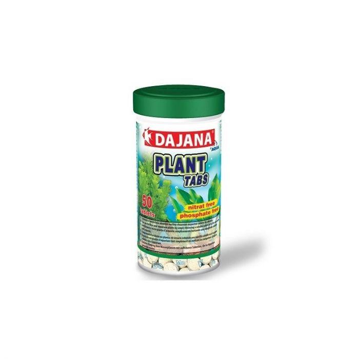 Dajana Plant tabs 100 ml