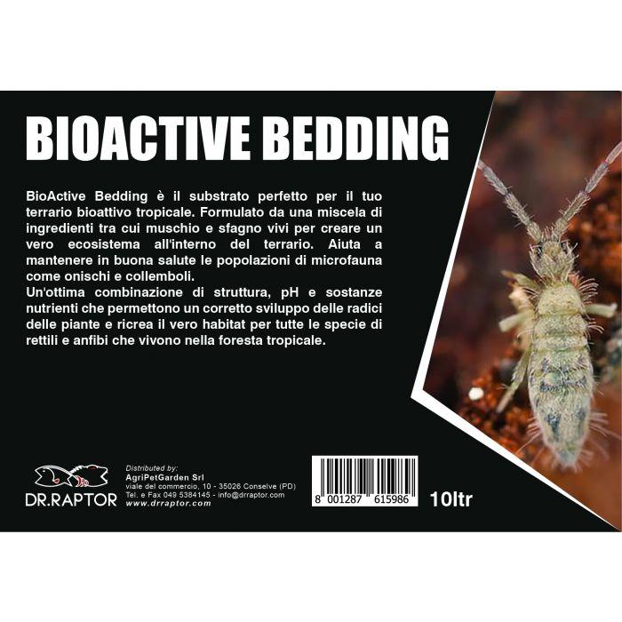 Prorep Bio Life 10 Litri - Substrato Bio-attivo