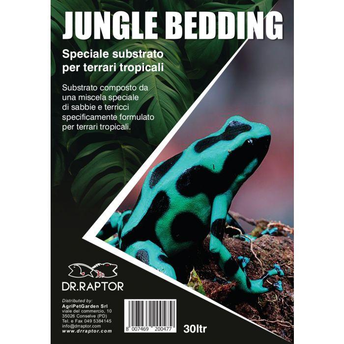 Dr.Raptor Jungle Bedding 20 Litri