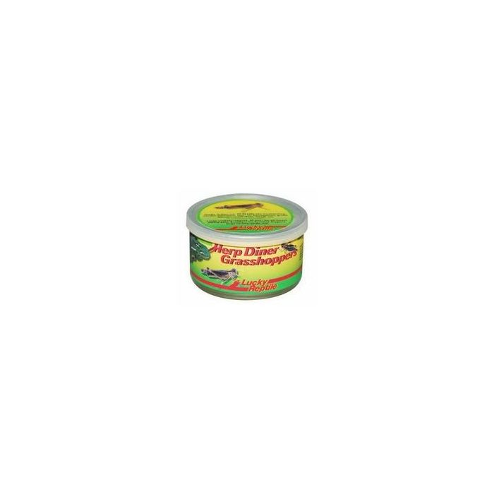 Lucky Reptile Herp Diner Grasshoppers Large 35g