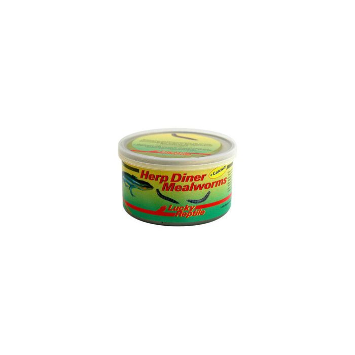 Lucky Reptile Herp Diner Mealworms 35g