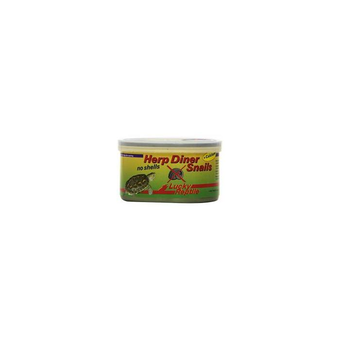 """Lucky Reptile Herp Diner Snails """"no Shell"""" 35gr"""