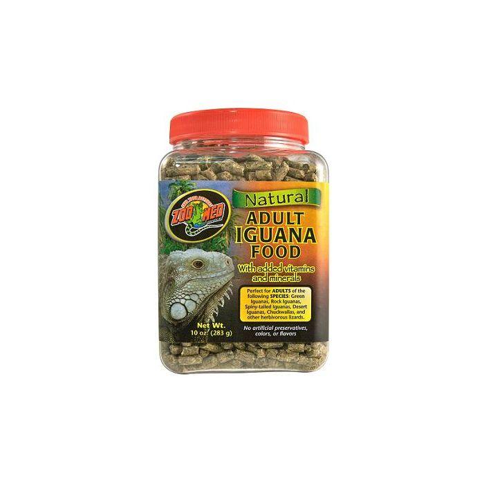 Zoomed - Natural Iguana Food Adult 283gr.