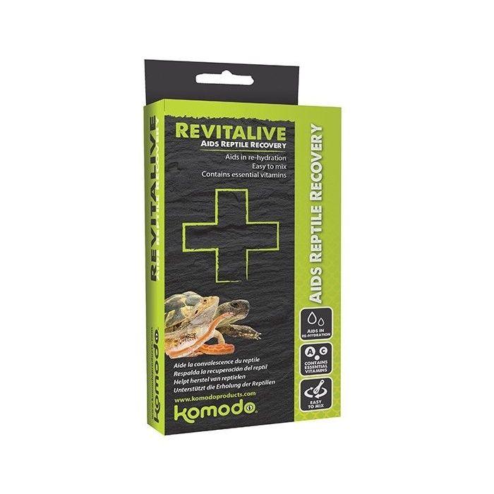 Komodo Revitalive - Aiuto per rettili debilitati