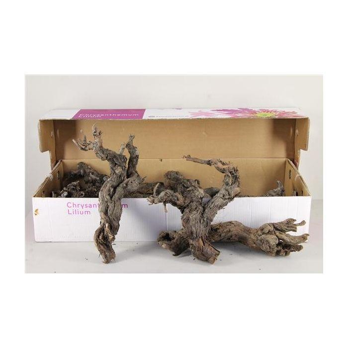 "Grapevine Wood ""natural"" 30-45cm"