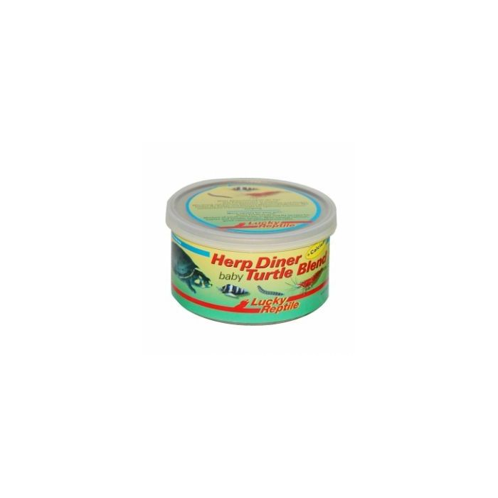 Lucky Reptile Herp Diner Turtle Blend Baby 35g