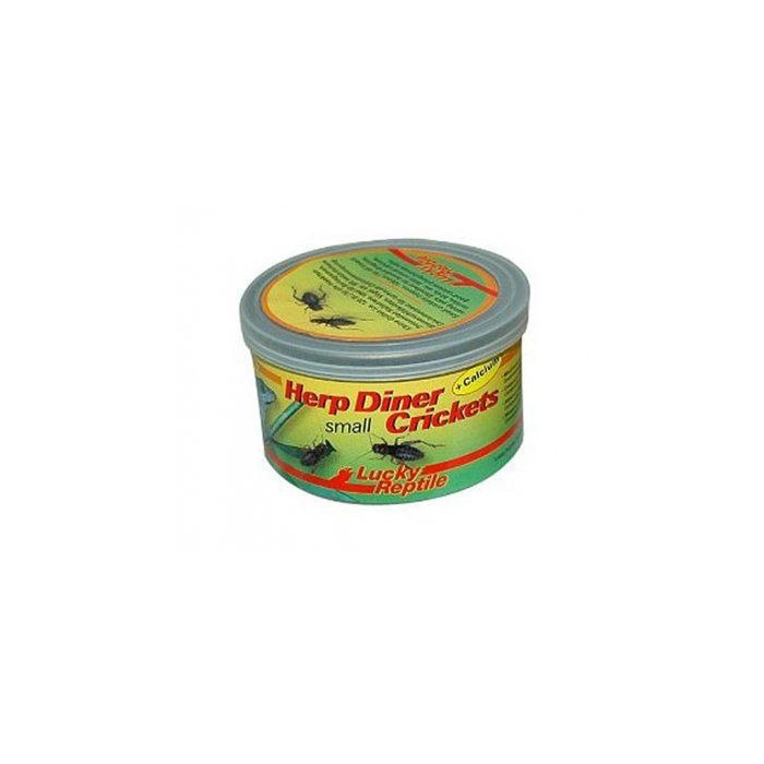 Lucky Reptile Herp Diner Crickets Small 35g